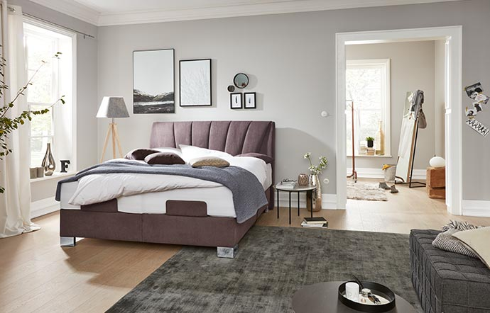 Interliving Boxspringbett 1405