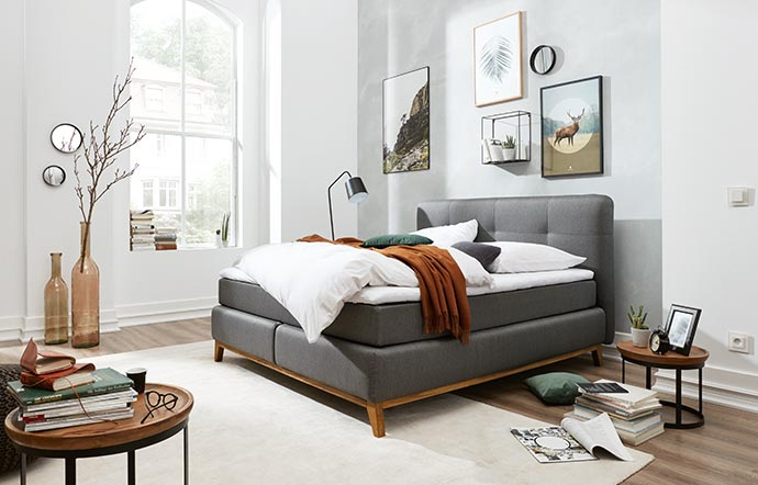 Interliving Boxspringbett 1406