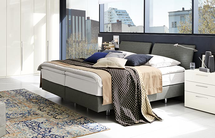 Musterring Boxspringbett Evolutionselect