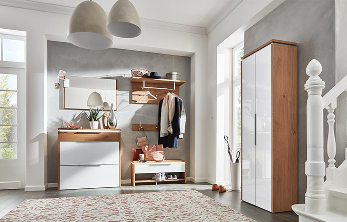 Interliving Garderobe 6002