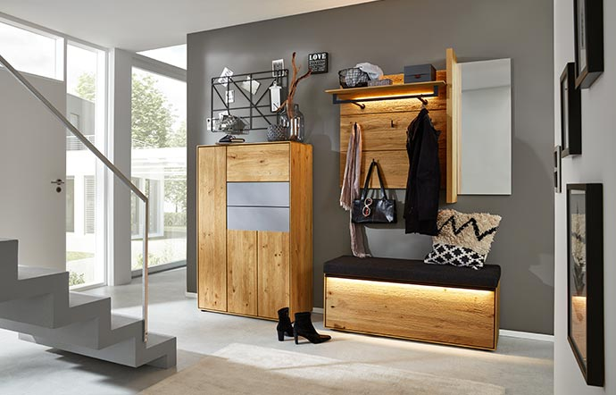 Interliving Garderobe 6004