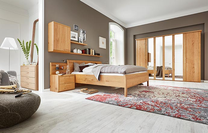 Interliving Schlafzimmer 1001