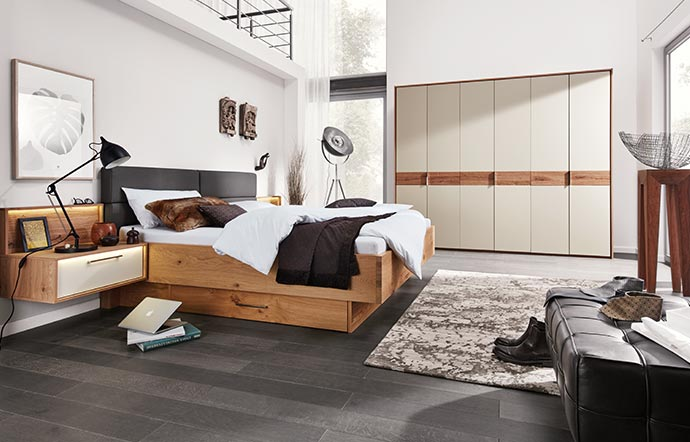Interliving Schlafzimmer 1002